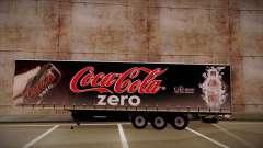 Sider semi remolque Coca-cola Zero