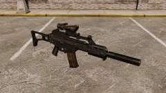 Automático HK G36C v4 para GTA 4