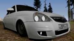 LADA 2170 nueva suite para GTA San Andreas