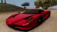 Ferrari Enzo 2002 para GTA San Andreas