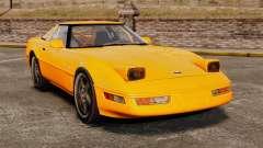 Chevrolet Corvette C4 1996 v1 para GTA 4