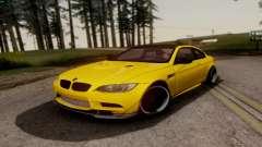 BMW M3 E92 Hamann para GTA San Andreas