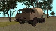 Camiones KAMAZ 53115