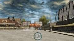 La céntrica ubicación del radar para GTA 4