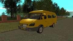 3221 Gacela para GTA San Andreas