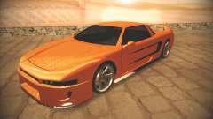 Infernus One para GTA San Andreas
