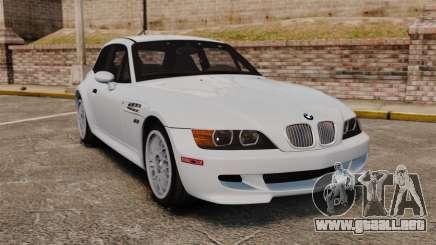 BMW Z3 Coupe 2002 para GTA 4
