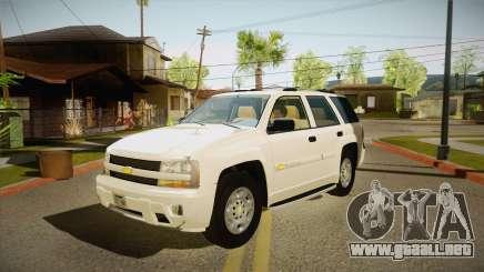 Chevrolet Trail Blazer para GTA San Andreas