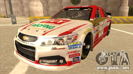 Chevrolet SS NASCAR No. 51 Guy Roofing para GTA San Andreas