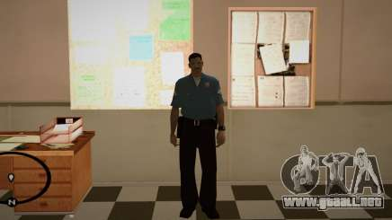 Cadet Of The Police Academy para GTA San Andreas