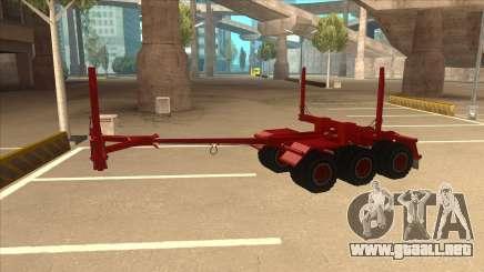 2-nd-madera portador H188 Hayes para GTA San Andreas