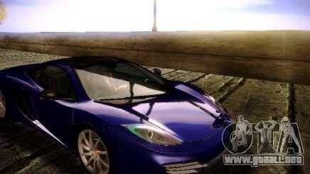 McLaren MP4-12C WheelsAndMore para GTA San Andreas