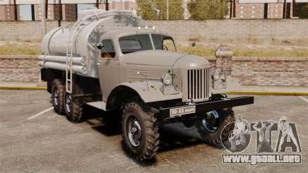 Camión ZIL-157 para GTA 4