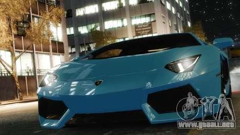 Lamborghini Aventador LP700-4 [EPM] 2012 para GTA 4 visión correcta