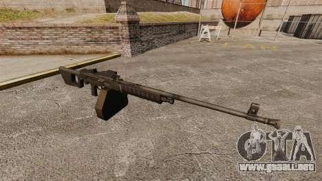 Ametralladora de propósito General QJY-88 para GTA 4