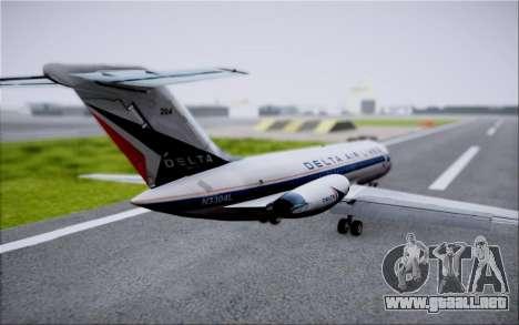 McDonnel Douglas DC-9-10 para el motor de GTA San Andreas