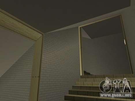 Nuevas texturas Interior Ayuntamiento para GTA San Andreas sexta pantalla