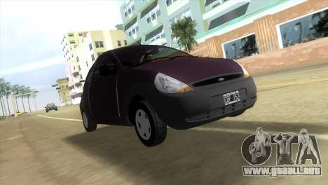 Ford Ka para GTA Vice City left