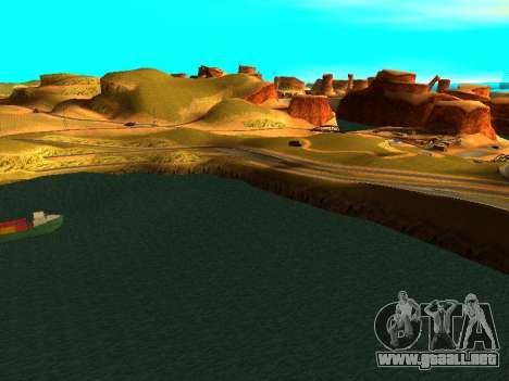 ENBSeries with View Distance para GTA San Andreas séptima pantalla