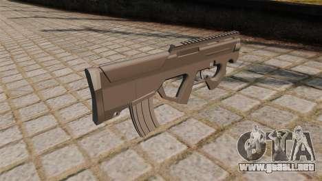 Pistola Magpul PDR para GTA 4 segundos de pantalla