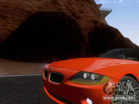 BMW Z4 Edit para GTA San Andreas left