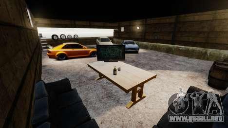 Auto Show v2 para GTA 4 tercera pantalla