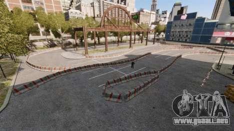 River Side Drift Track para GTA 4 tercera pantalla