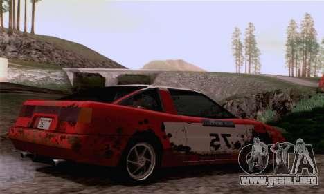 Uranus Rally Edition para la visión correcta GTA San Andreas