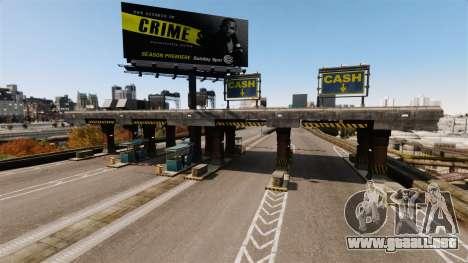 Biggest Track para GTA 4