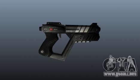 M4 Shuriken para GTA 4 tercera pantalla
