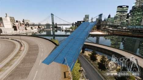 Biggest Track para GTA 4 segundos de pantalla