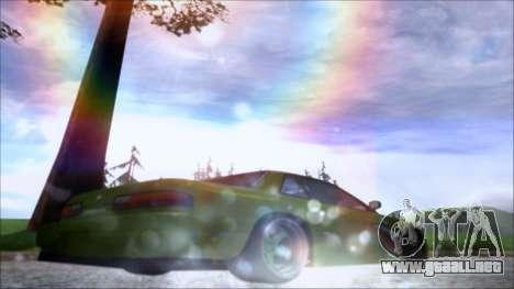Nissan Onevia Shark para la visión correcta GTA San Andreas