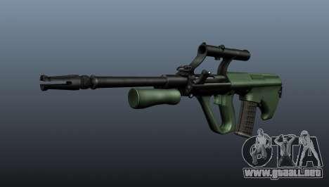 Fusil automático STEYR AUG para GTA 4