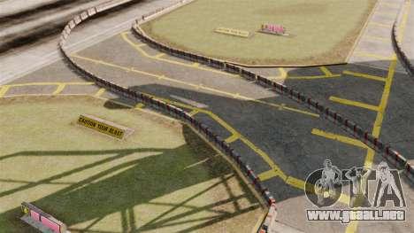 Airport RallyCross Track para GTA 4 segundos de pantalla