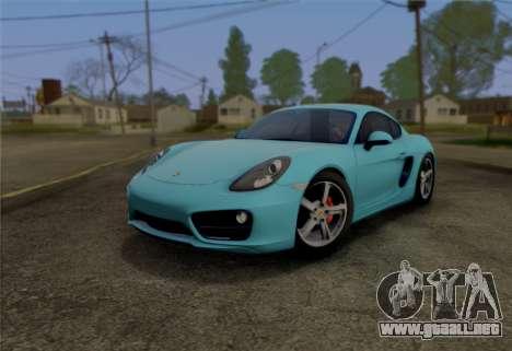 SA_graphics v. 1 para GTA San Andreas sucesivamente de pantalla