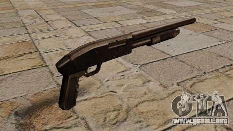 Escopeta Mossberg 500 para GTA 4 segundos de pantalla
