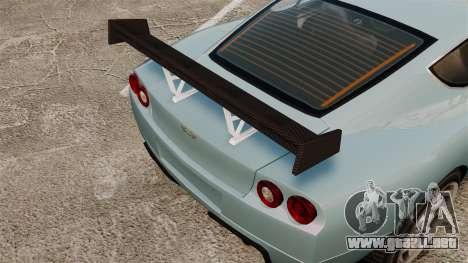 Extreme Spoiler Adder 1.0.4.0 para GTA 4 séptima pantalla