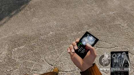 Stargate SG1 tema para tu teléfono para GTA 4