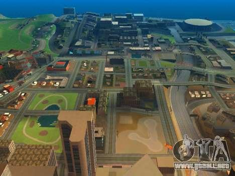 ENBSeries with View Distance para GTA San Andreas tercera pantalla