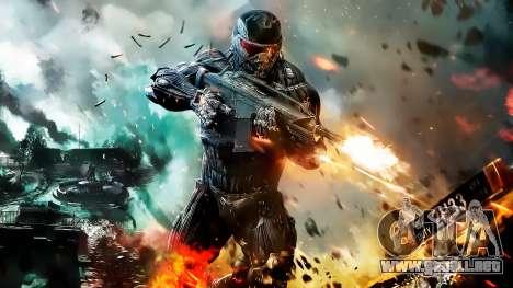 Crysis Weapon Sound para GTA 4