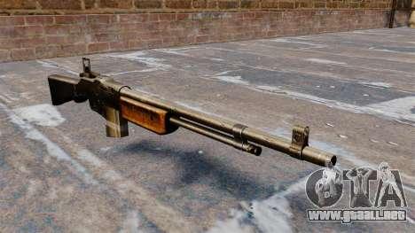 Fusil automático Browning Bar para GTA 4