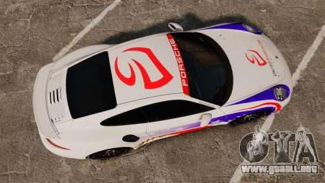Porsche 911 Turbo 2014 [EPM] America para GTA 4 visión correcta