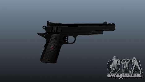 Colt Delta Elite pistola para GTA 4 tercera pantalla