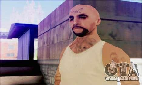 La Mara Salvatrucha Latino 2 para GTA San Andreas tercera pantalla
