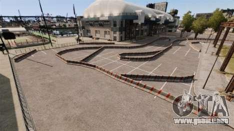 River Side Drift Track para GTA 4 segundos de pantalla