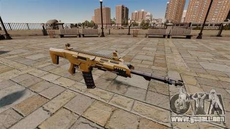 SMALL BUSINESS SERVER 5.56 rifle de asalto para GTA 4