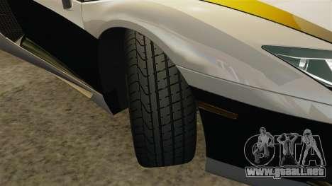 Lamborghini Aventador LP700-4 2012 v2.0 [EPM] para GTA 4 vista lateral