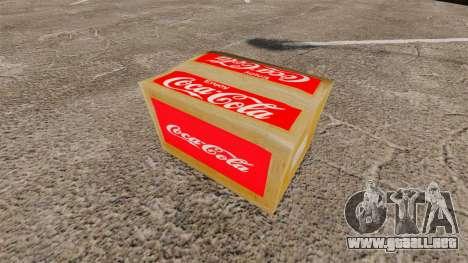 Nuevas insignias en las cajas para GTA 4 adelante de pantalla