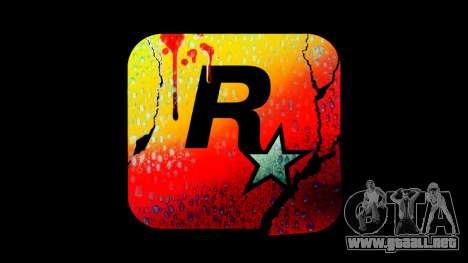 Nueva introducción de logotipos para GTA 4 tercera pantalla