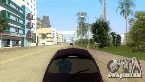 Ford Ka para GTA Vice City visión correcta